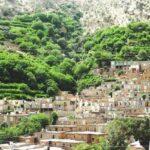 زیارتگاه سید عبیدالله در روستای هجیج