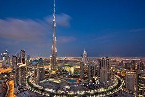برج خلیفه دبی+تصاویر