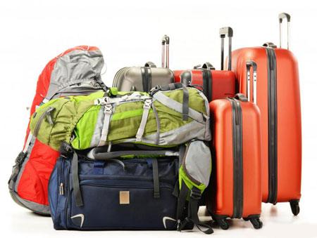 انتخاب چمدان