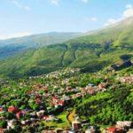 روستای زیبای نمکدره رامسر +عکس