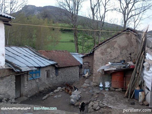 روستای ونه بین حیران