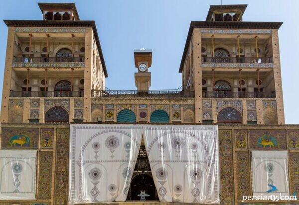 شمس العماره کاخ گلستان