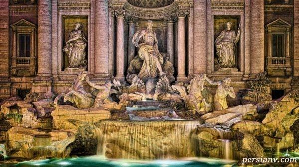 فواره تروی ایتالیا