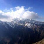 بهشت پنهان در دل کوه های دنا