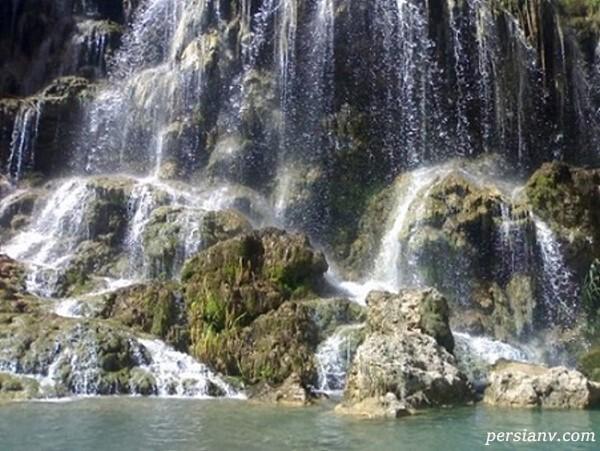 آبشار فدامی فارس