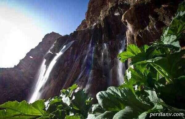 آبشار مارگون فارس