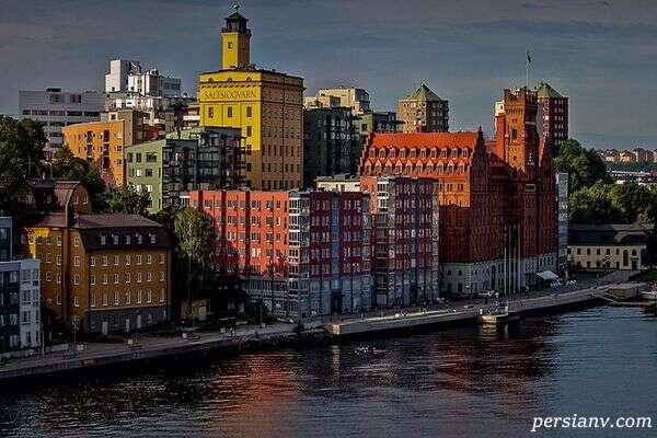 این شهر که به عنوان پایتخت سبز اروپا معروفه