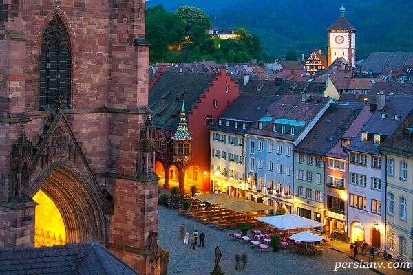 پاک ترین شهرهای جهان