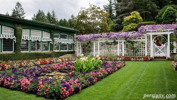 باغ های بوچارت