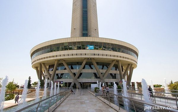 برج میلاد تهران +تصاویر