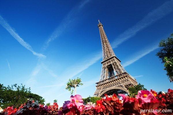 زیبایی های پایتخت رویایی فرانسه!+تصاویر