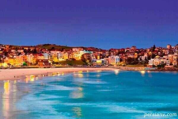 ساحل باندی پیچ استرالیا
