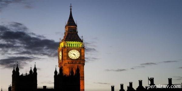 برج ساعت بیگ بن لندن +تصاویر