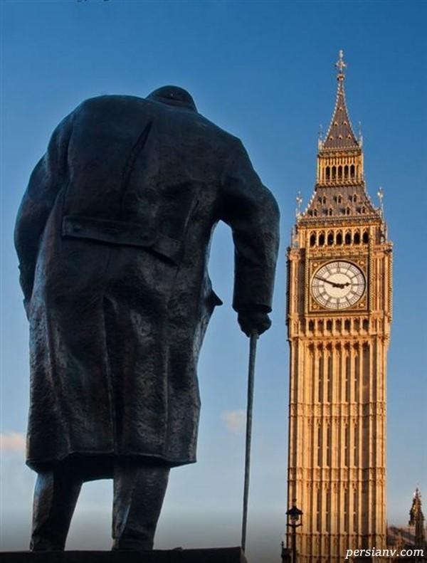 ساعت بیگ بن لندن
