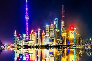 شانگهای بزرگ ترین شهر چین+تصاویر