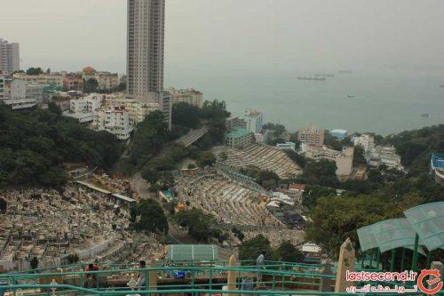 قبرستان هنگ کنگ