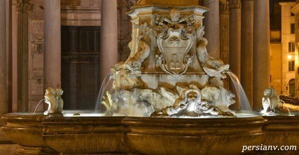 معبد پانتئون ایتالیا