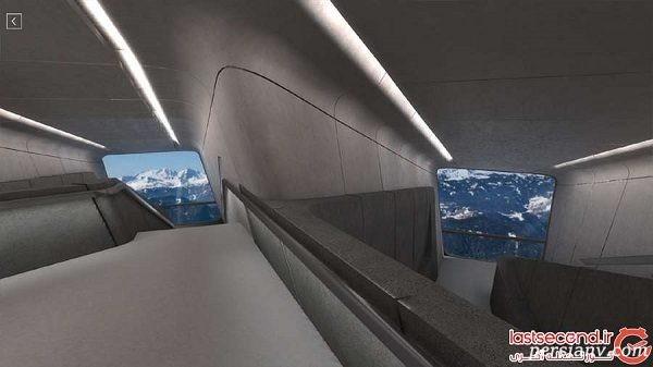 موزه ای در دل کوه در ایتالیا+تصاویر