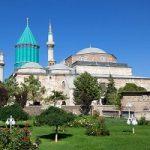 موزه مولانا در ترکیه+تصاویر