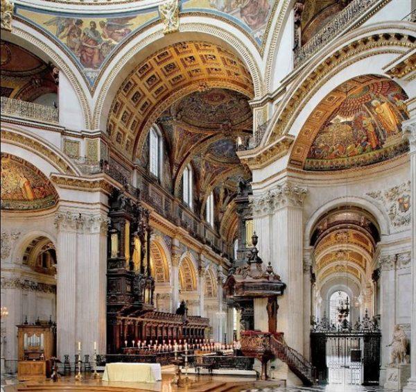 کلیسای جامع سنت پاول