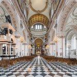 کلیسای جامع سنت پاول انگلستان+تصاویر