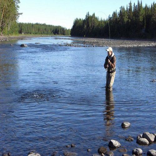 ۶ مکان بی نظیر برای ماهیگیری+تصاویر