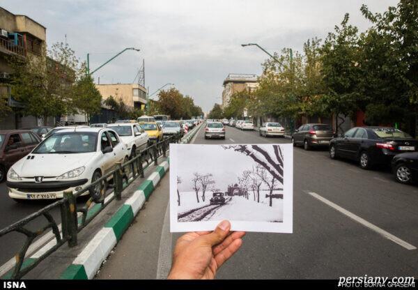 تصاویر تهران