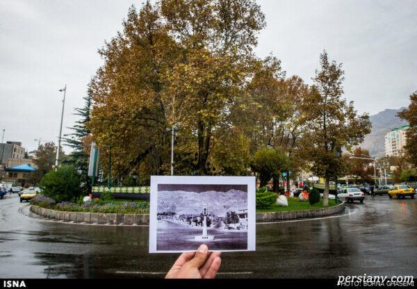 تهران از گذشته تا امروز