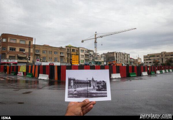 طهران قدیم و امروز