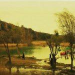 تپه چغاخزان ؛ یادگار دوران نوسنگی+عکس