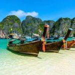 جزایر فیفی مهمترین و زیباترین جزایر در تایلند+تصاویر
