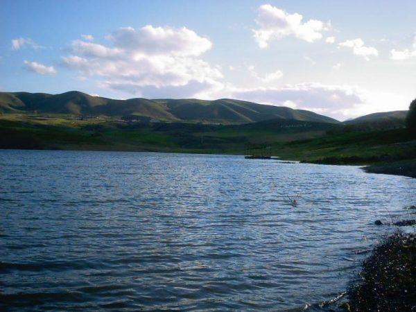 دریاچه سد وحدت سنندج+عکس