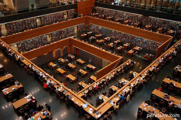 دیدنی ترین کتابخانه های دنیا