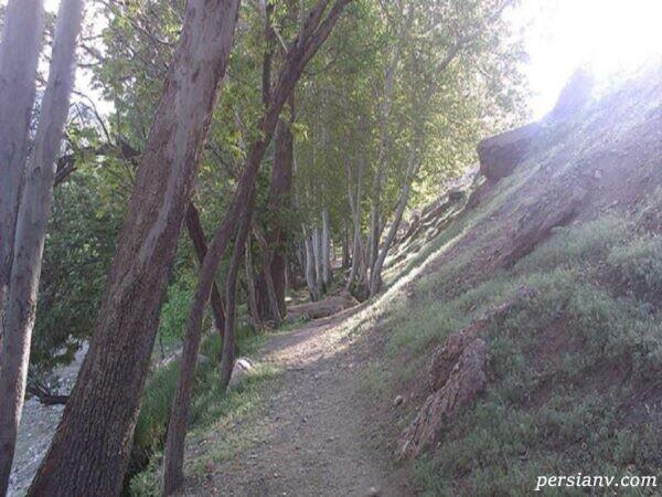 روستای سرتخت کرمان