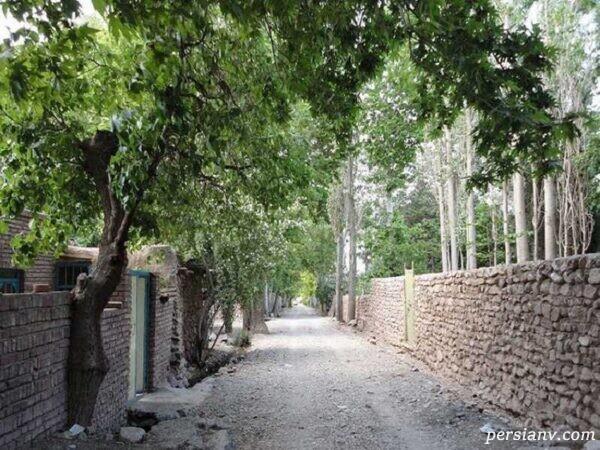 روستای کرمان