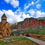 لذت غذا خوردن در ارمنستان+تصاویر