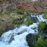 چشمه و آبشار گورگور سبلان