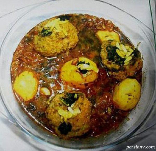 غذاهای کرمانی