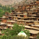 روستاها ی منحصر به فرد در کوهستان های ایران