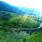 زیبایی گردنه حیران در استان گیلان، حیران تان میکند! + تصاویر