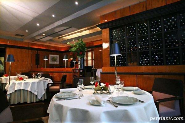 بهترین رستوران های فرانسه