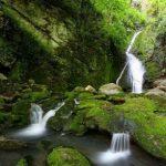 تعطیلات نوروزیی لذت بخش در عروس آبشارهای گلستان+تصاویر