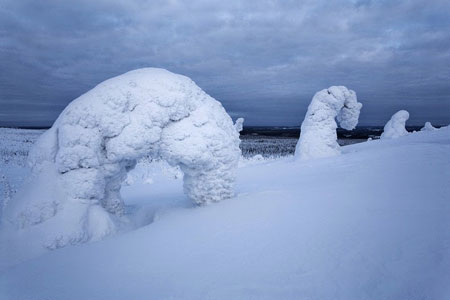 زیبایی های فنلاند