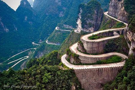 مکانهای تفریحی و دیدنی چین