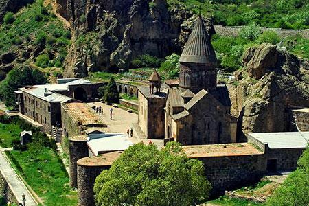 سفر به کشور ارمنستان