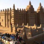 بزرگترین مسجد خشتی دنیا