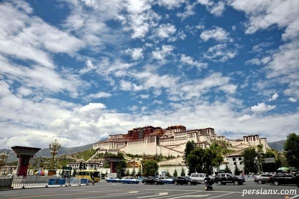 جاذبه های گردشگری تبت