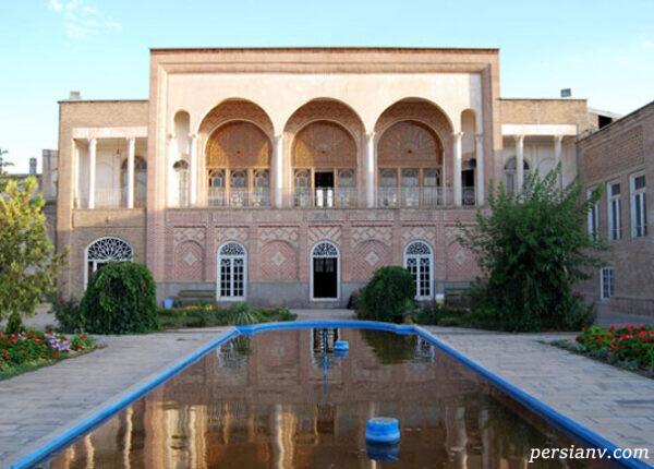 خانه قدکی تبریز