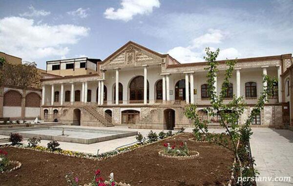 خانه های تاریخی تبریز