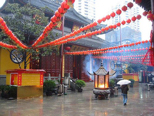 مدرن ترین شهر چین